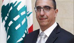 الحجار: لبنان ملتزم مبدأ عدم الإعادة القسرية للنازحين السوريين
