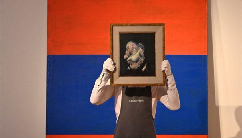 إيطاليا تصادر 500 لوحة مزيفة للرسام بيكون