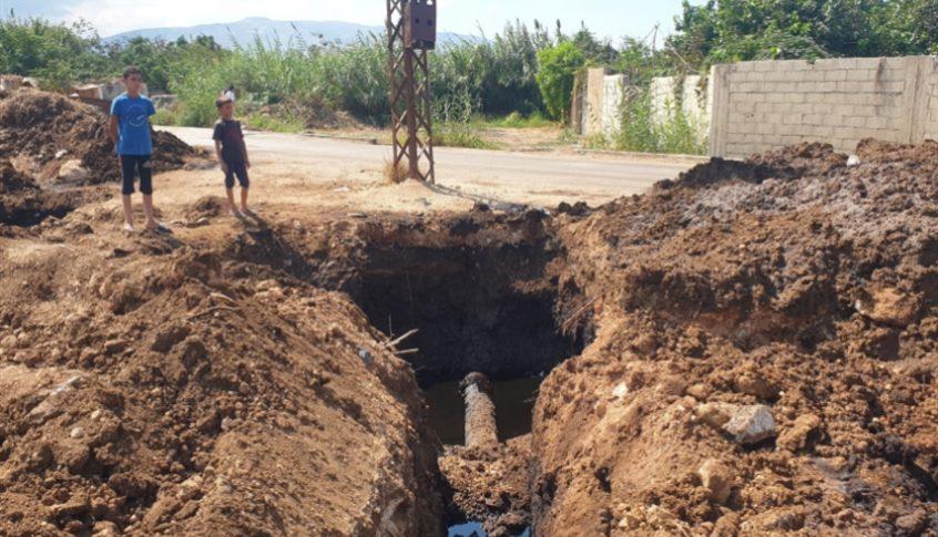 خطوط النفط والغاز في عكار: قنابل موقوتة! ( نجلة حمود-الاخبار)