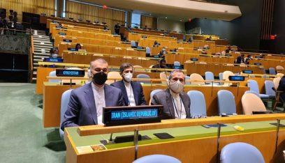 عبد اللهيان: إيران مستعدة للحوار