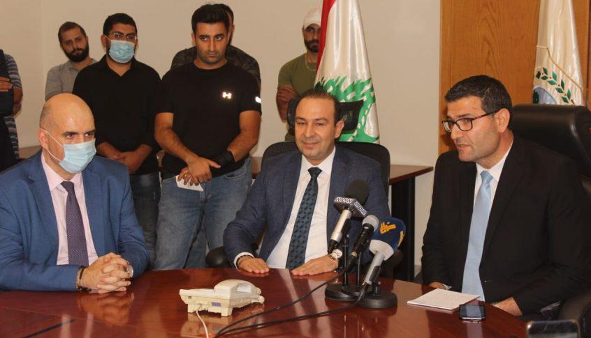 الحاج حسن تسلم وزارة الزراعة: اي خطة طوارئ زراعية تحتاج لجهود الجميع