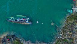 10 قتلى بانقلاب سفينة ركاب في جنوب غرب الصين