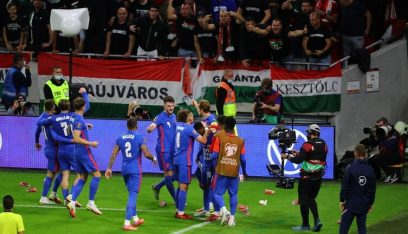 """""""الفيفا"""" يفرض عقوبة على هنغاريا في تصفيات كأس العالم"""