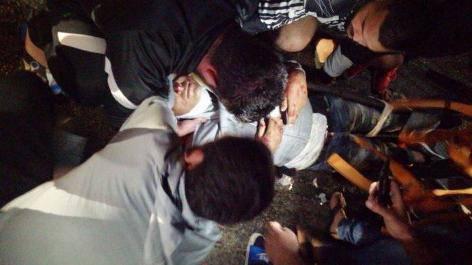 قتيل وجريح في حادث صدم دراجة نارية على طريق العديسة كفركلا