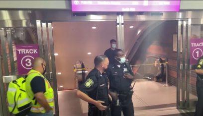 بالفيديو: إصابة 9 أشخاص إثر عطل بسلّم متحرك في بوسطن