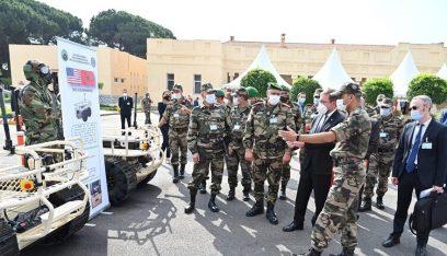 الجيشان الاميركي والمغربي يختتمان تدريبات عسكرية