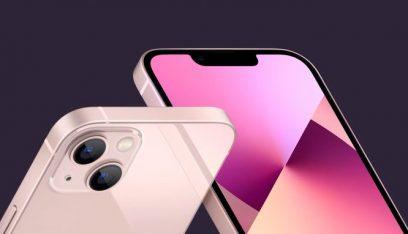 Apple تطلق 4 إصدارات من iPhone 13