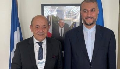 عبد اللهيان: فرنسا أبدت استعدادها لتعزيز علاقاتها مع إيران