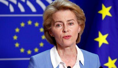 فون دير لاين: الاتحاد الأوروبي يعتمد بشكل كبير على واردات الغاز