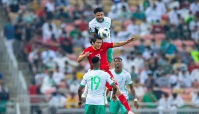 السعودية تهزم الصين وتسير بخطى ثابتة نحو مونديال قطر 2022