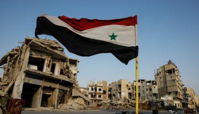 """واشنطن تستنكر """"تصاعد العنف في سوريا"""""""