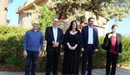 وزير الشؤون زار جمعية قرى الأطفال SOS في لبنان