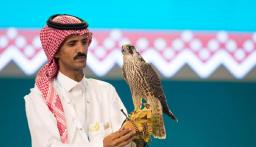 السعودية.. بيع 4 صقور بـ 339 ألف ريال!