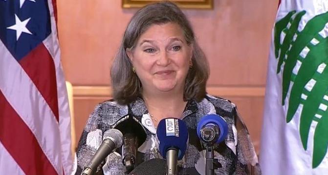 """مساعدة وزير الخارجية الأميركي: مبادرات إيران تجاه لبنان بشأن الطاقة """"سخافات"""""""