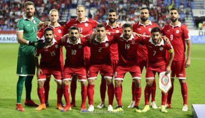 فوز أول للبنان على سوريا في تصفيات مونديال قطر