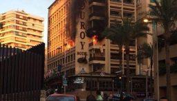 "أحكامٌ ليليّة بحقّ إرهابيّين متورّطين في ملف فندق ""دي روي"".."