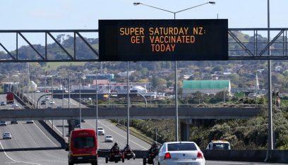 نيوزيلندا تسجل أعلى حصلية إصابات بكورونا